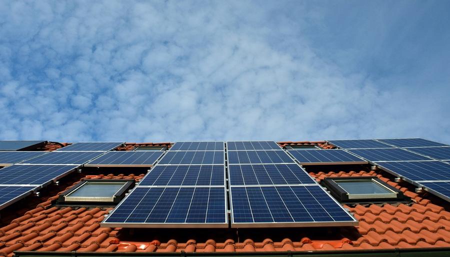 Panneaux solaires : crédit d'impôt aérovoltaïque
